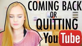 am i quitting youtube