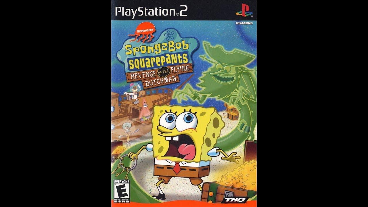 gaming memories spongebob revenge of the flying