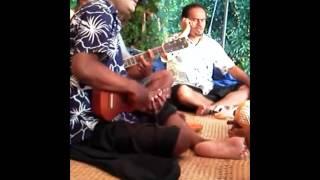 ukulele in FIJI 中尾美穂 検索動画 12