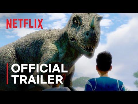 Jurassic World: Camp Cretaceous Season 2   Official Trailer   Netflix