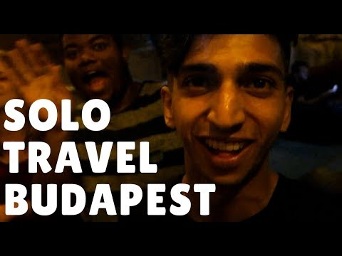 Teenage Solo Travel (Tips, Parties, and Tourism): Budapest Days 3-4 | VLOG 07