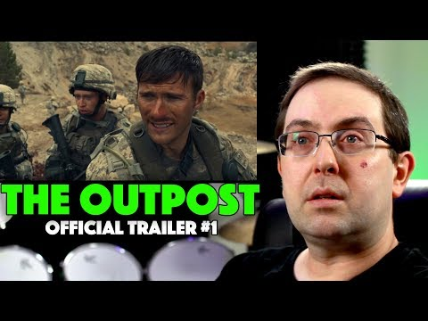 REACTION! The Outpost Trailer #1 – Scott Eastwood Movie 2020