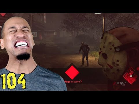 TROLLING COUNSELORS AS JASON! Friday The 13th Gameplay #104