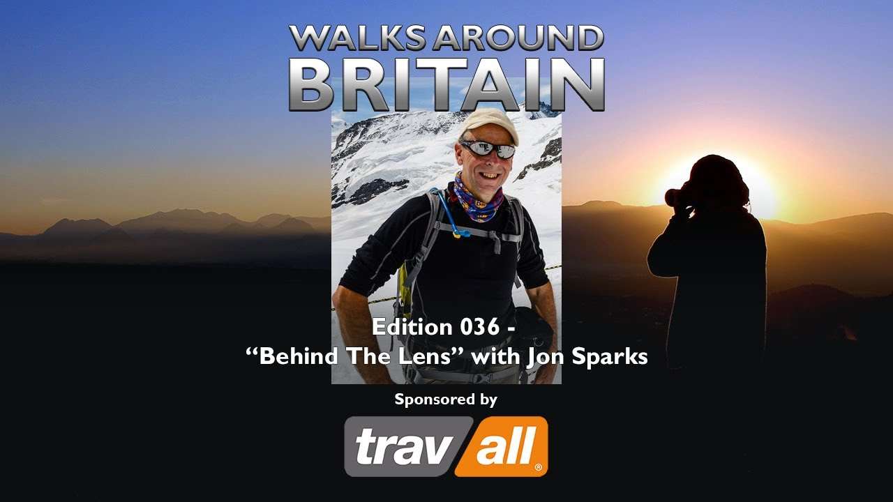 Walks Around Britain podcast 036