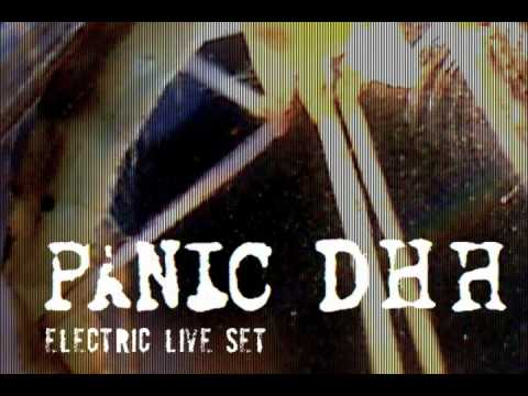 DTRASH87 - PANIC DHH - Electric Live Set