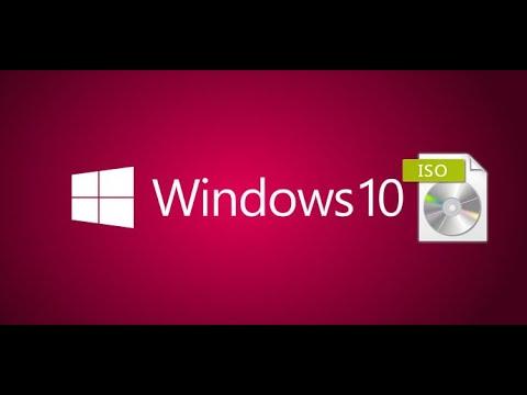Come scaricare la ISO di Windows 10 senza Media Creation Tool
