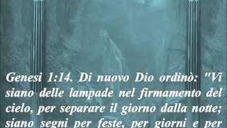 La SACRA BIBBIA - GENESI CAP. 1 screenshot 4
