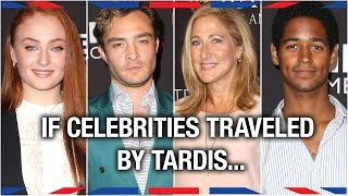If Celebrities Traveled By TARDIS... - Anglophenia Ep 38 thumbnail