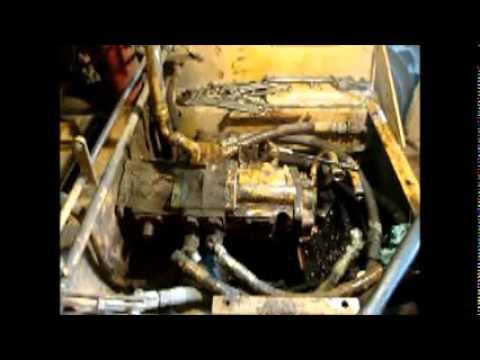 Case skid steer leak repair