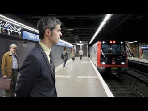 El banquero solitario: En el metro (1ª parte)