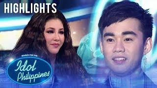 Idol Judges, pinuri ang performance ni Lucas | Live Round | Idol Philippines 2019