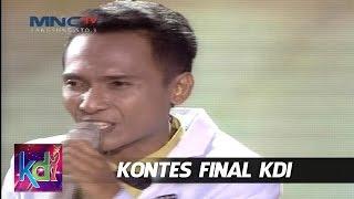 Fauzi Tercantik Di Dunia Bima Kontes Final KDI 2015 25 5.mp3