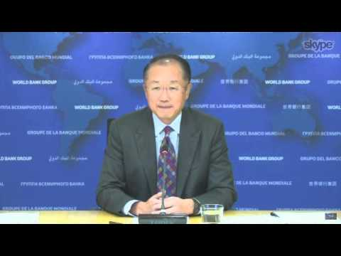 In Conversation ... World Bank President Jim Yong Kim