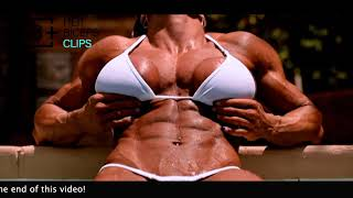 CHECK OUT THESE ABS! Theresa Ivancik