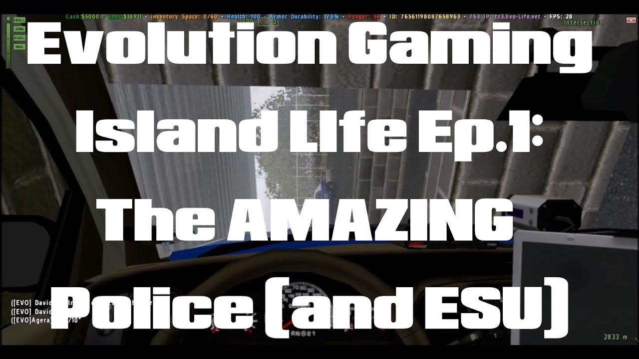 evolution gaming island life