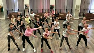 Open Kids feat. DETKI - Прыгай! Dance video. Geronimo.