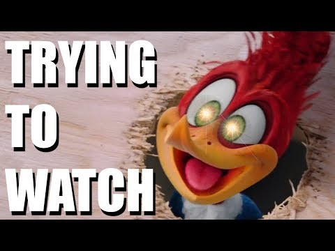 Trying To Watch: Woody Woodpecker (2017)