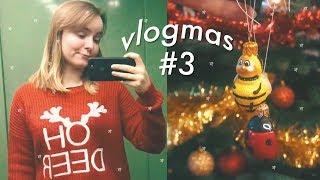 A u mnie wciąż świątecznie  | Vlogmas
