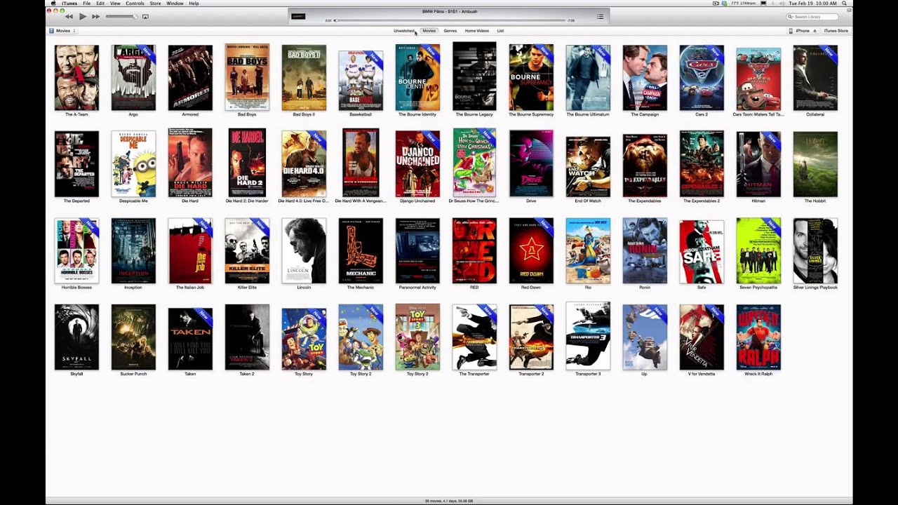 Watch non itunes movies on apple tv / Best guy ritchie movies