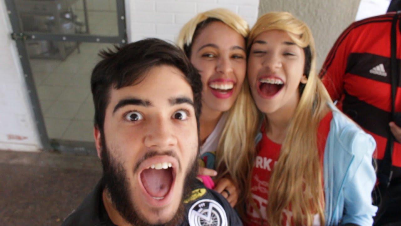 CONHECI AS BRANQUELAS | Marcus Vinicius