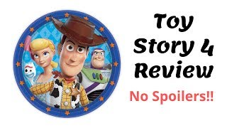 Toy Story 4: Review for Parents of young kids (2019)