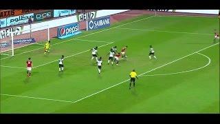 أهداف مباراة مصر وغانا 2-0 13-11-2016