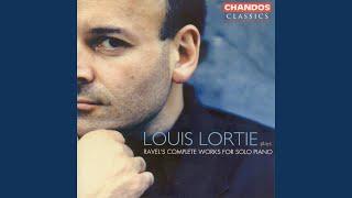 Valses nobles et sentimentales (version for piano) : VI. Vif
