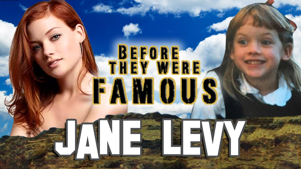 Download JANE LEVY - Before They Were Famous from EVIL DEAD & SUBURGATORY