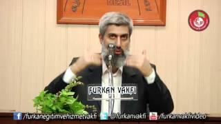 Tekfir ictihadi bir mesele midir? - Alparslan KUYTUL Hocaefendi