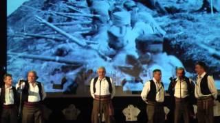 Сценски приказ поезије поводом стогодишњице Првог свјетског рата (фебруар 2015.)