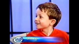 Liam Natalie and Jake on michael barrymore