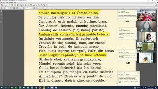 16 | Sinjoro Tadeo 2: 511-619 | Pan Tadeusz – 에스페란토 판 타데우시 2권 공부 (zoom)