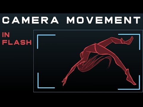 How to Animate Camera Movement   In-Depth Flash Tutorial