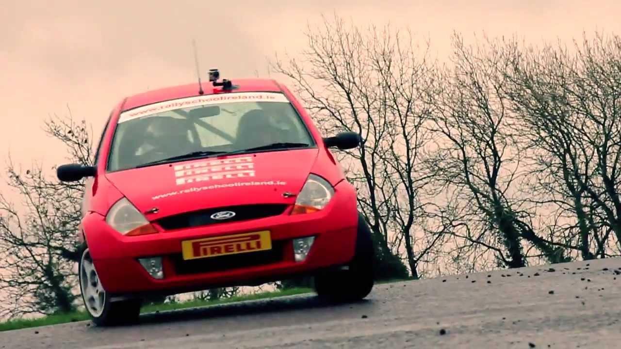 Ford Rally Ka Rally School Ireland