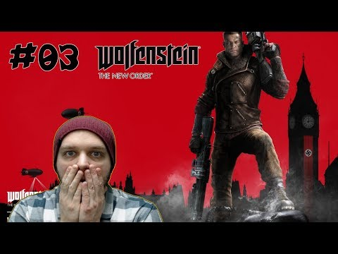 I Finally Found The Love of My Life - Wolfenstein: The New Order - Gameplay [#03]