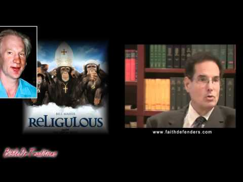 Religulous  Bill Maher Larry Charles, an atheistic movie documentary, a Christian view