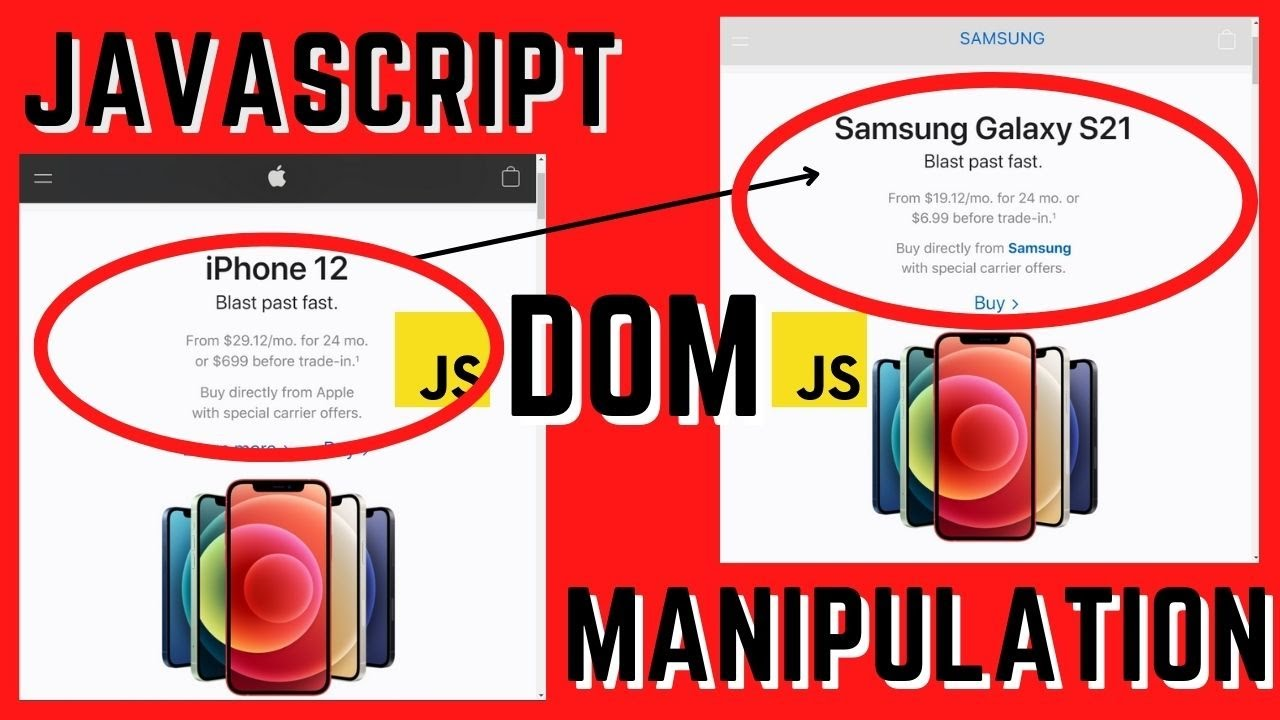 JavaScript DOM Powers Lets change Apples Web Page using JavaScript DOM manipulation