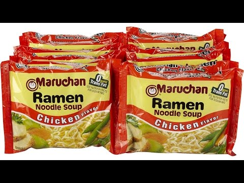 Why Ramen's Now Currency In Prison