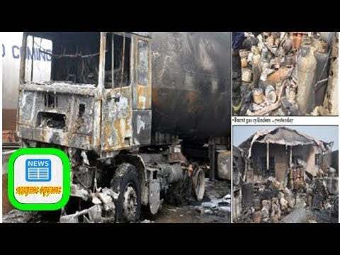 Six die, many injured in magodo, badagry gas explosions