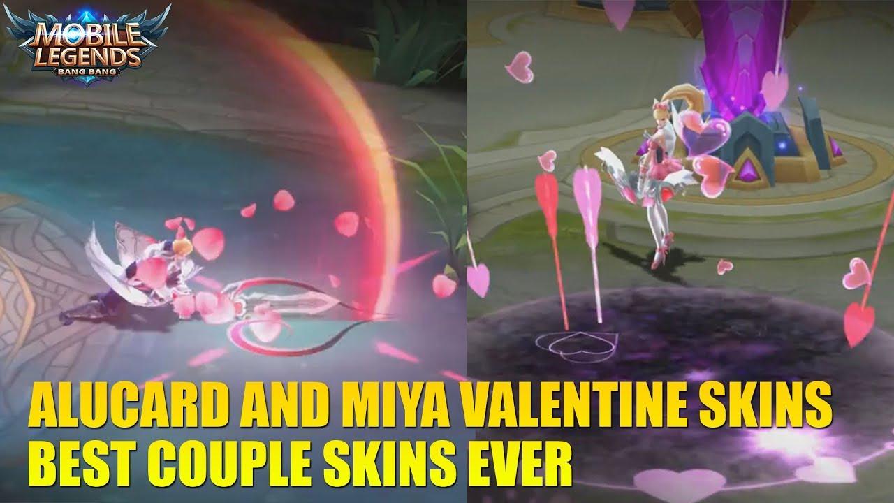 Miya Sweet Fantasy Alucard Romantic Fantasy Skin Firstlook
