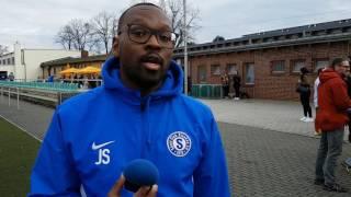 Stimmen SC Staaken vs TSV Rudow 1:1 ( Berlin Liga 19. Spieltag 5.3.17 )
