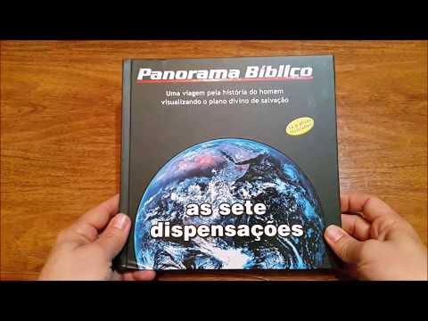 Panorama B�blico - As Sete Dispensa��es