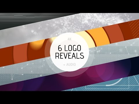 Logo Ident Reveal Pack – After Effects Template