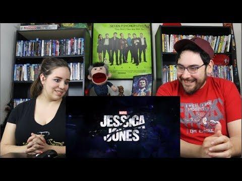 Jessica Jones SEASON 2 - Official Trailer Reaction / Review