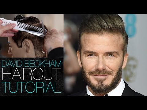 David Beckham Haircut Tutorial Mens Disconnected Undercut Haircut Step By Step Matt Beck Vlog 30