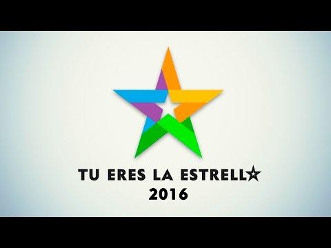 TU ERES LA ESTRELLA 2016, INSCRIBETE