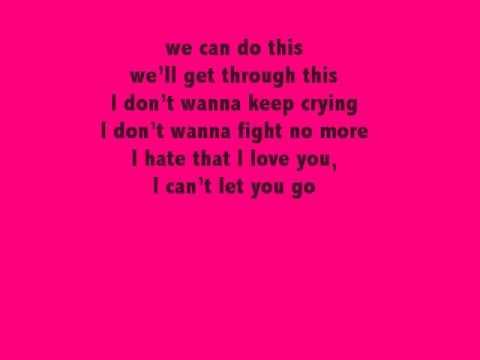 Maribelle Añes Can't Let You Go lyrics