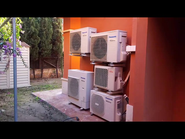 Air conditioning - Repairs, sales and service