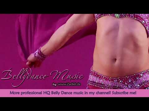 Belly Dance music - You wanna MOVE Drum Solo