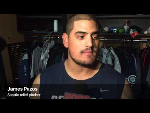 Seattle's Scott Servais on James Pazos outing vs. Cleveland